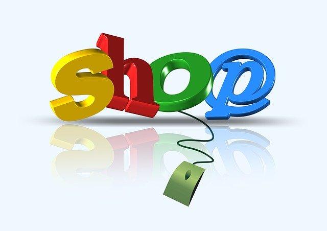 nakupování na internetu