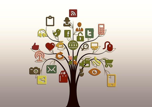 strom se znaky moderní doby