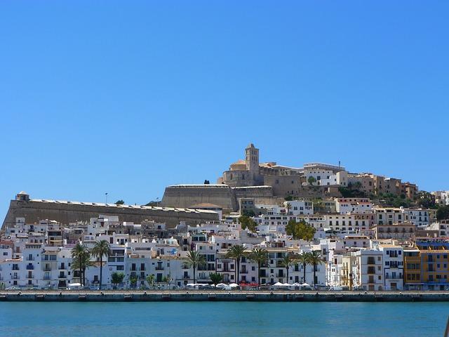 Ibiza město