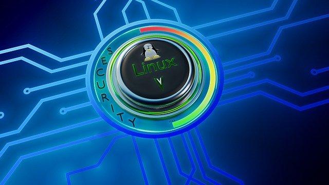 bezpečnost linux