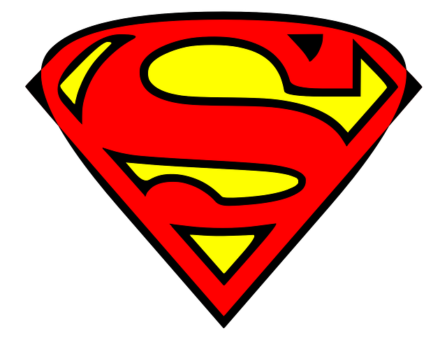 logo – superman