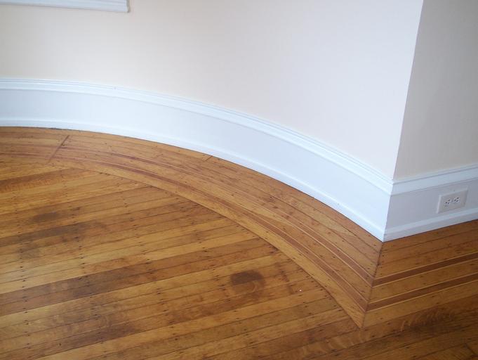 palubky se dají použít nejen na obložení zdí, ale i na podlahy