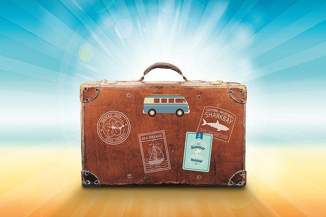 Kufr na cestování