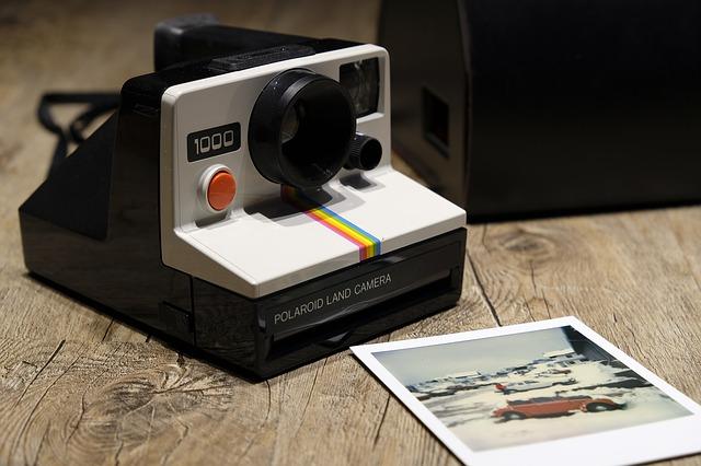 polaroid s fotografií
